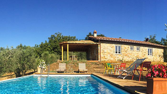 sleeps - Villas Tuscany